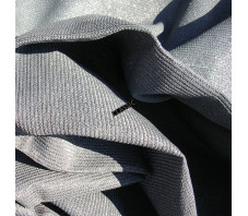 ANTHRACITE - Toile Ombrage 4,5 m - Perméable
