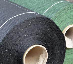 Toile de paillage noire ou verte, 86g ou 130g