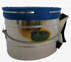Panier de récolte aluminium 10kg