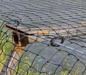 Filets de volière / Anti-Pigeon sur mesure