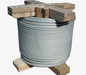 Câble en acier gainé ( 3/5 mm ) - 200m