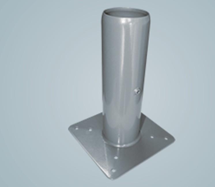 Embase platine - Base carrée