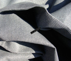 ANTHRACITE - Toile Ombrage 4 x 3 m - Perméable