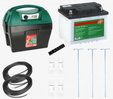Electrificateur mobile 12 V