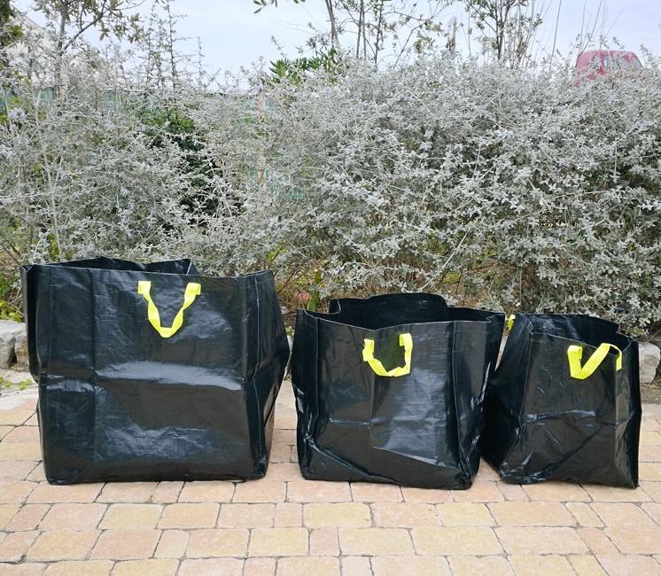 Lot de 3 sacs de jardin Multi-Usage