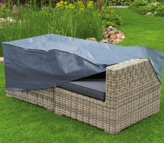 Housse de protection pour canapé de jardin