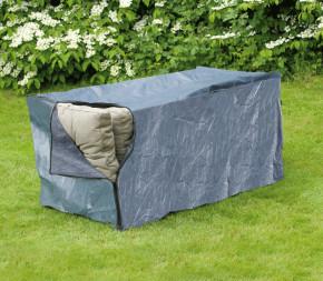 Housse de protection pour coussins ou matelas de jardin