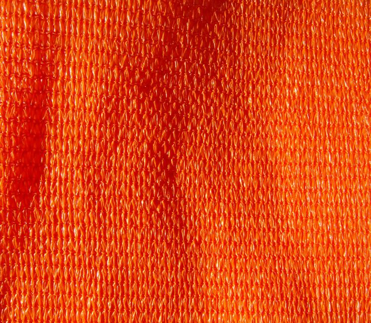 Toile perméable Mandarine - 2x2m